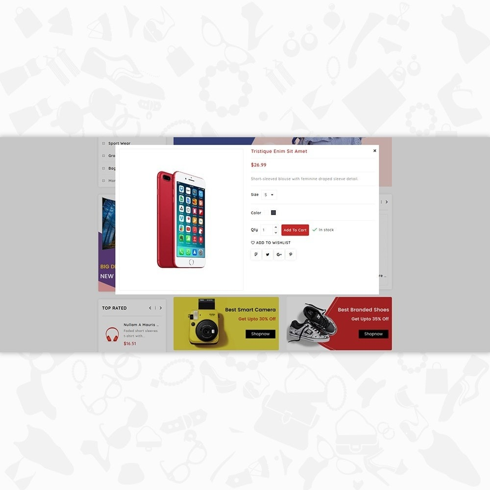 theme - Electrónica e High Tech - ShopCloud - The Electronics Store - 6