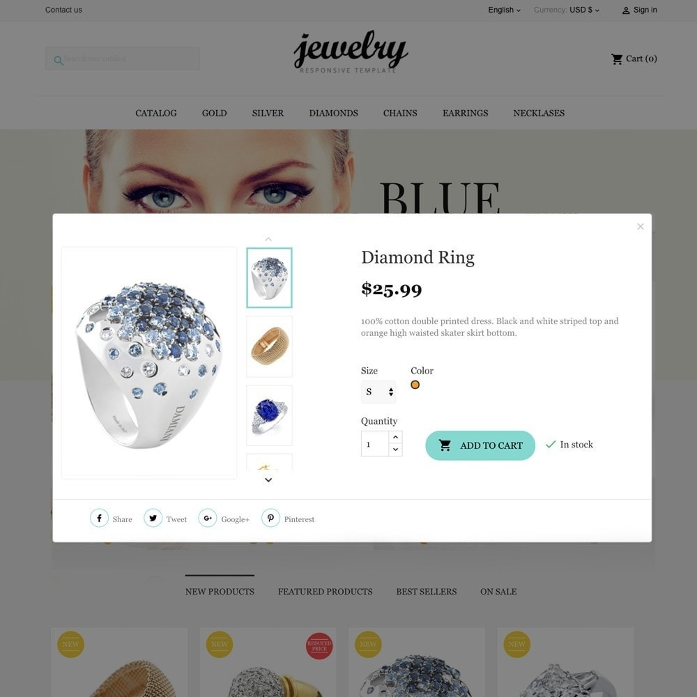 theme - Jewelry & Accessories - Jewelry Shop - 7