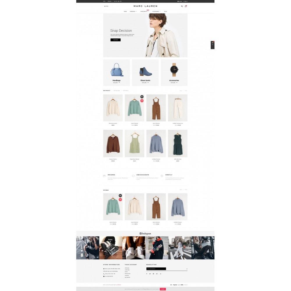 theme - Moda & Calçados - Marc Lauren - 2