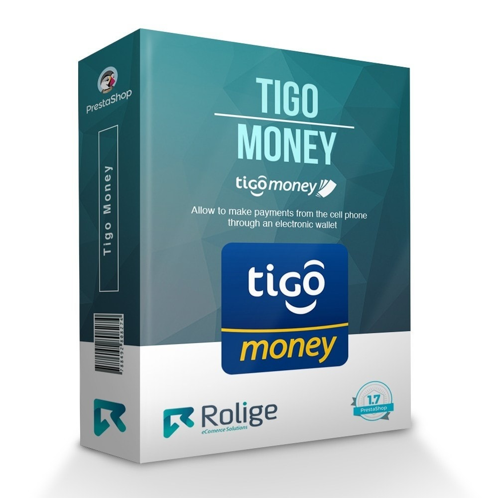 module - Payment by Card or Wallet - Tigo Money Paraguay - 1
