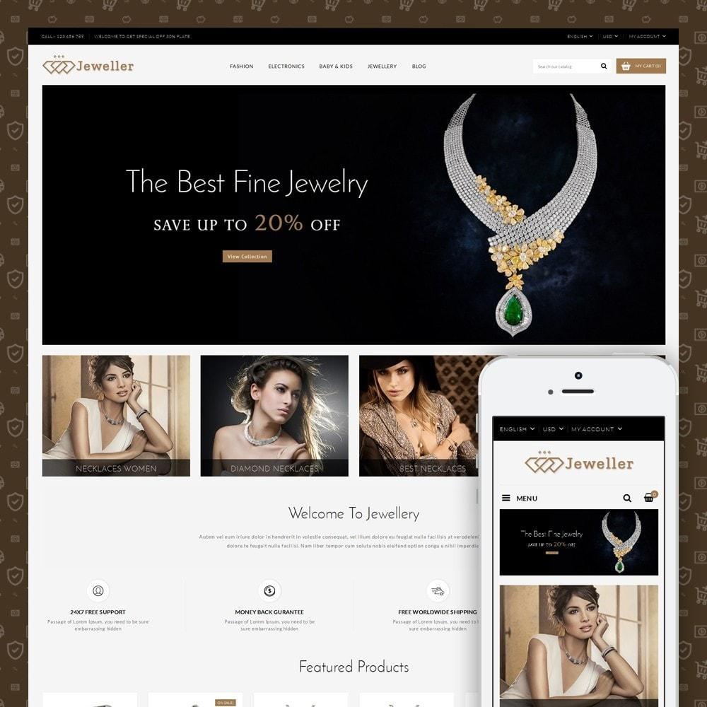 theme - Sieraden & Accessoires - Jeweller Store - 1