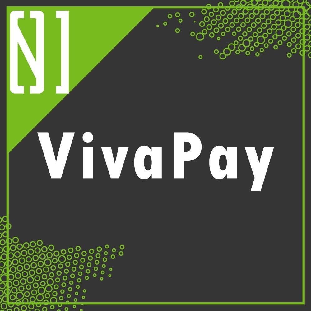 module - Creditcardbetaling of Walletbetaling - VivaPay - 1