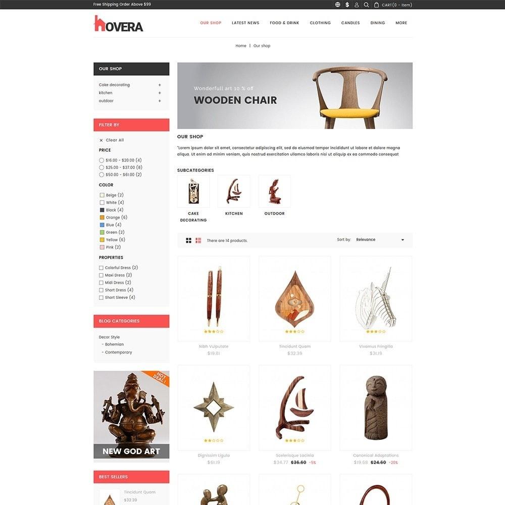 theme - Dom & Ogród - Hovera Home Store - 4