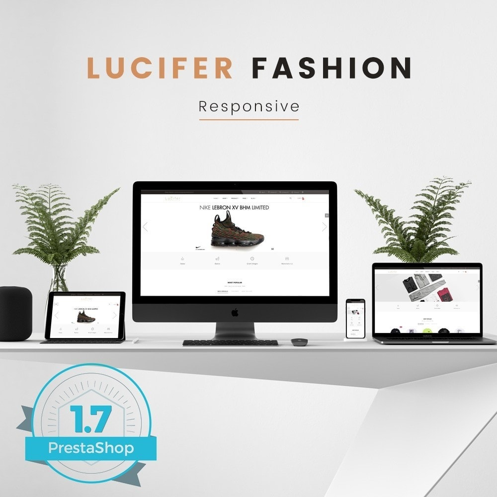 theme - Fashion & Shoes - Lucifer Fashion - Prestashop 1.7 - 1