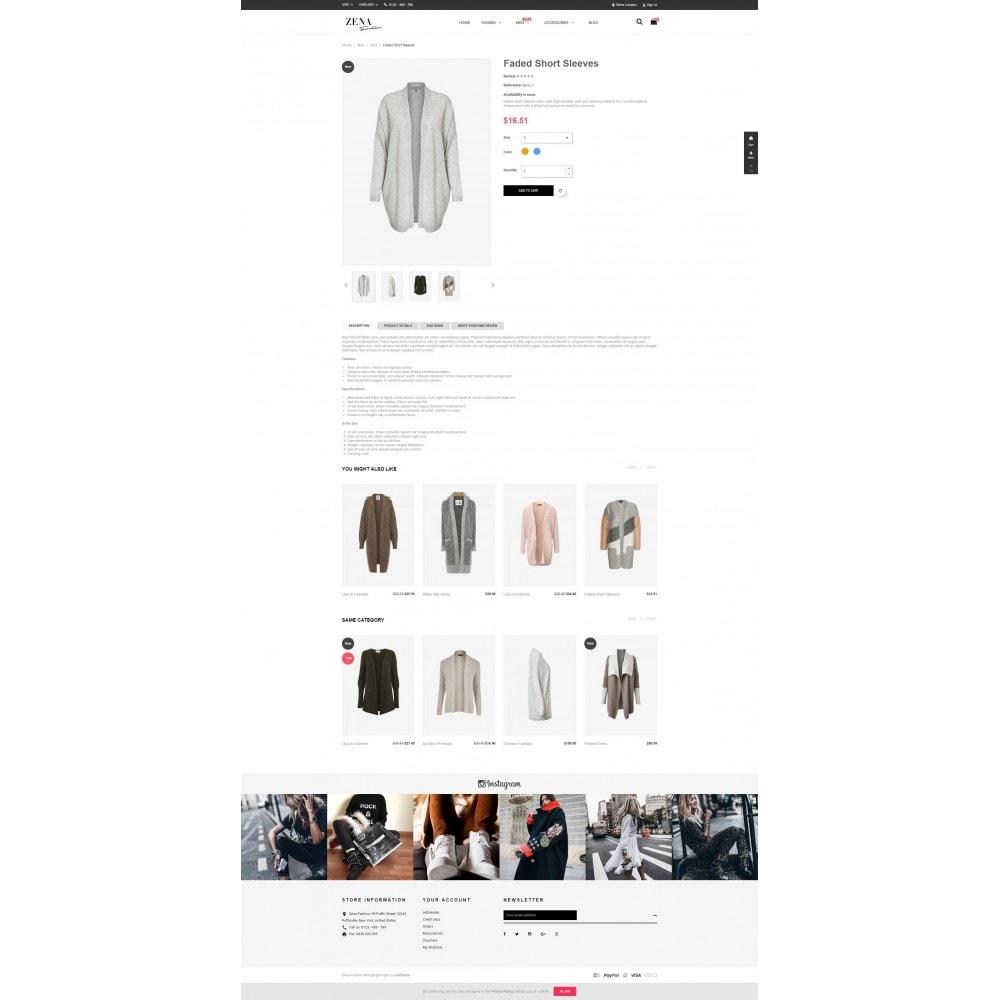 theme - Moda y Calzado - Zena Fashion - 4