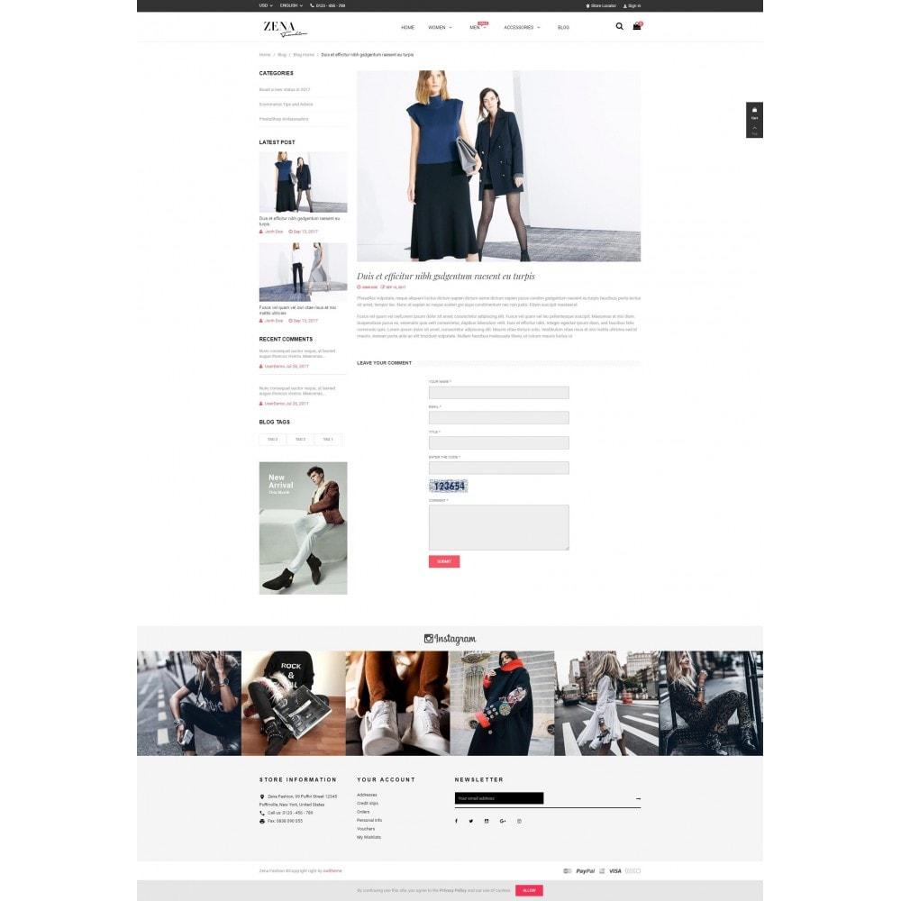 theme - Moda y Calzado - Zena Fashion - 5