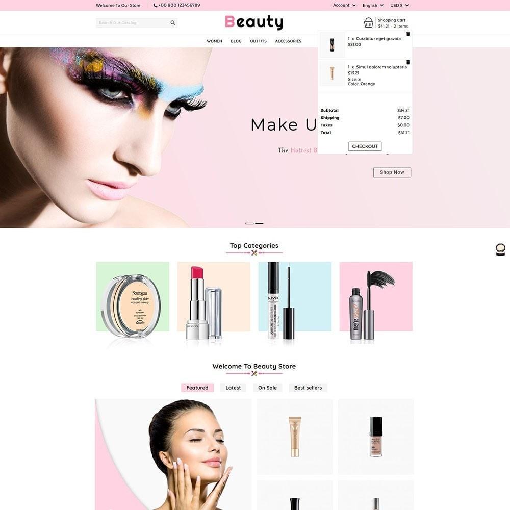 theme - Saúde & Beleza - Beauty Cosmetic Shop - 3