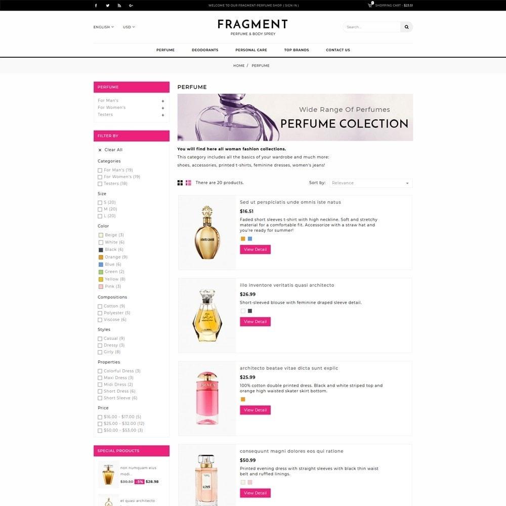 theme - Health & Beauty - Fragment Perfume Store - 4