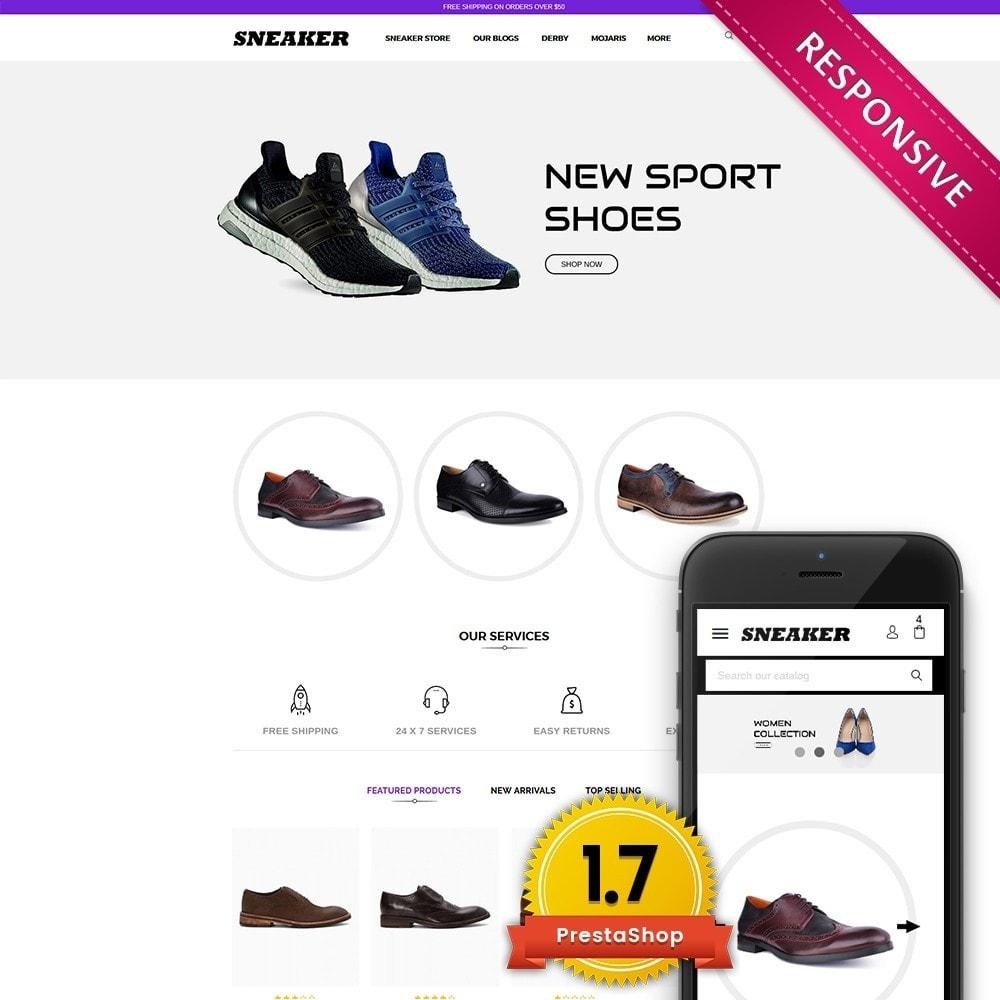 theme - Moda y Calzado - Sneaker Shoe Store - 1
