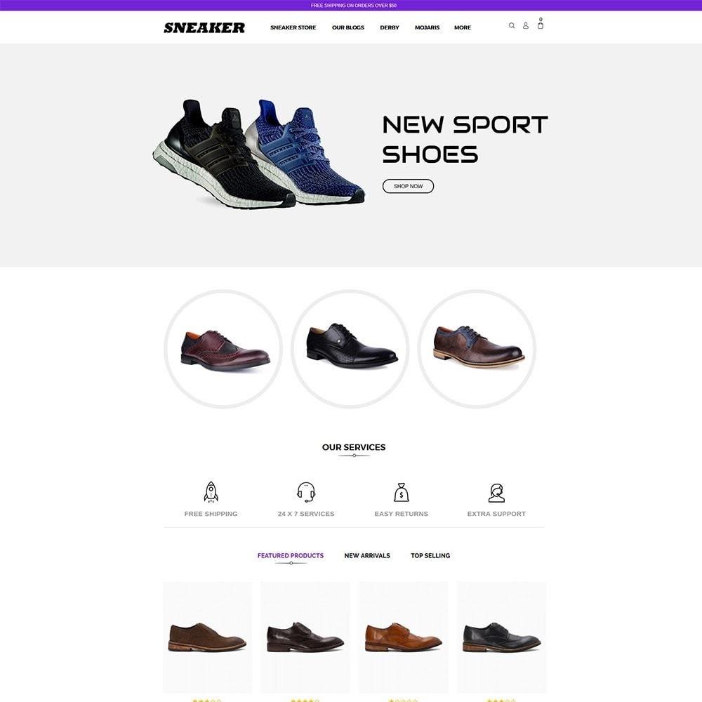 theme - Moda y Calzado - Sneaker Shoe Store - 2