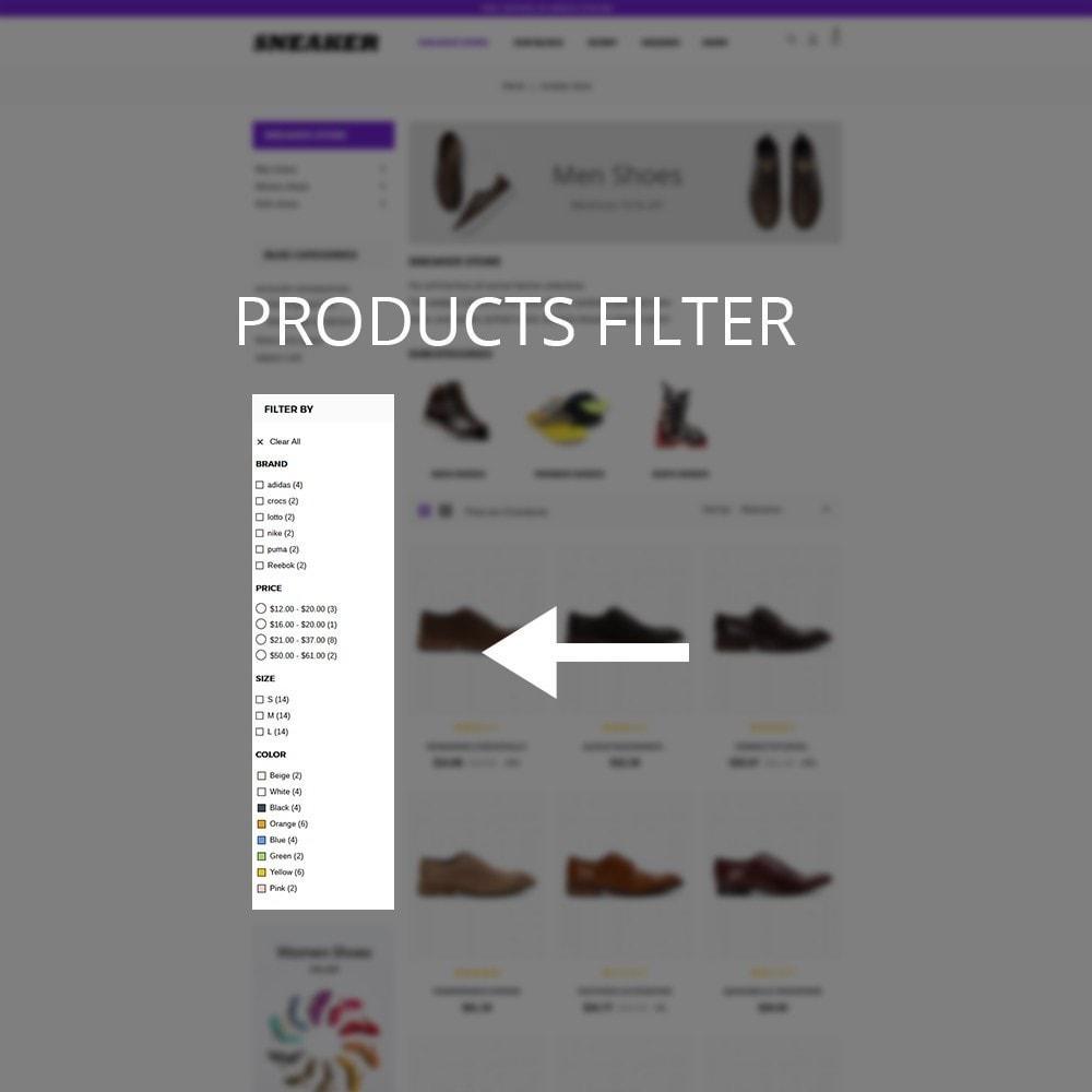theme - Moda & Calçados - Sneaker Shoe Store - 7