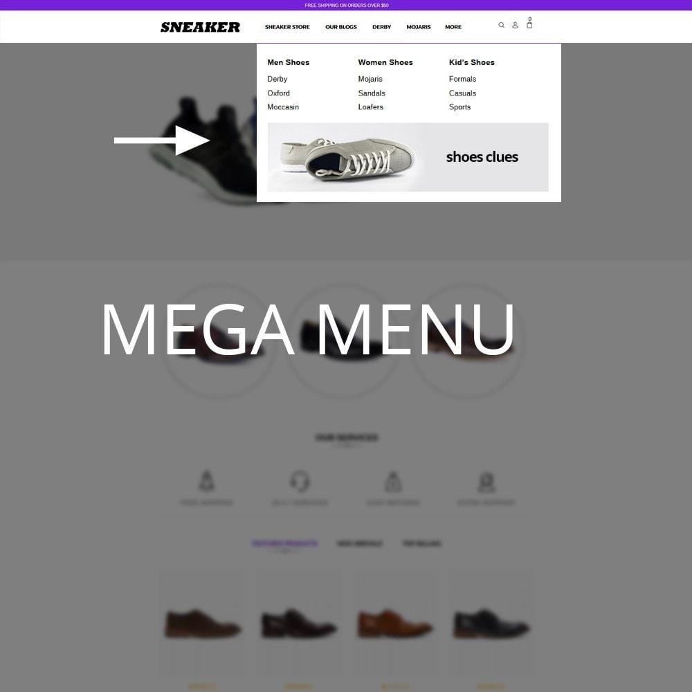 theme - Moda & Calçados - Sneaker Shoe Store - 8