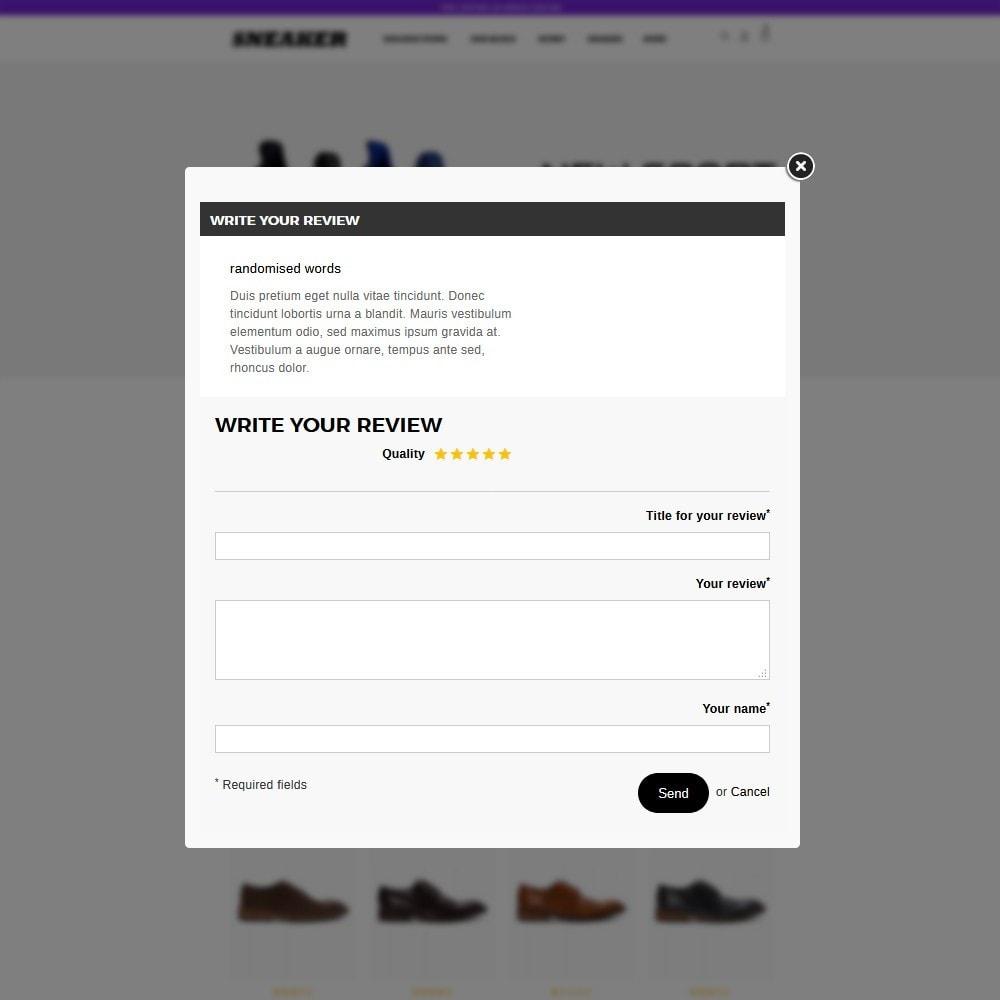theme - Moda & Calçados - Sneaker Shoe Store - 12