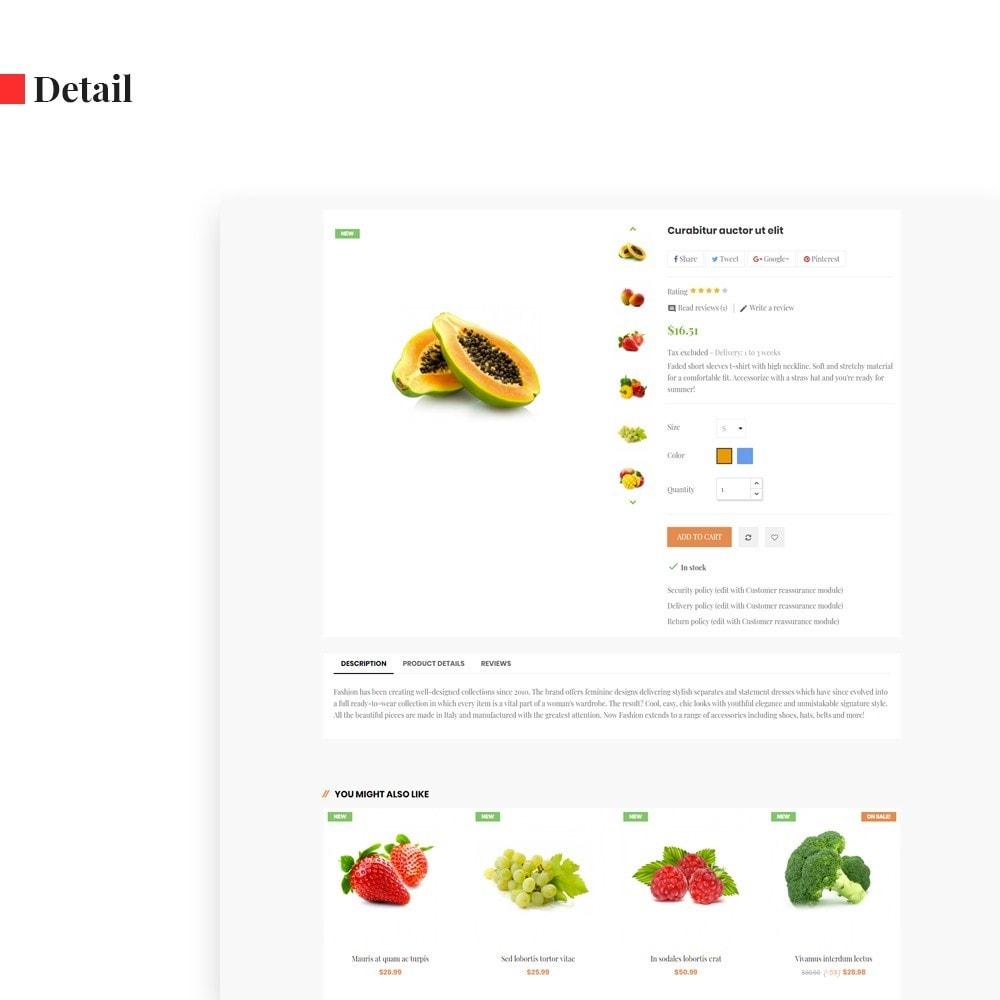 theme - Food & Restaurant - Leo Green - 7