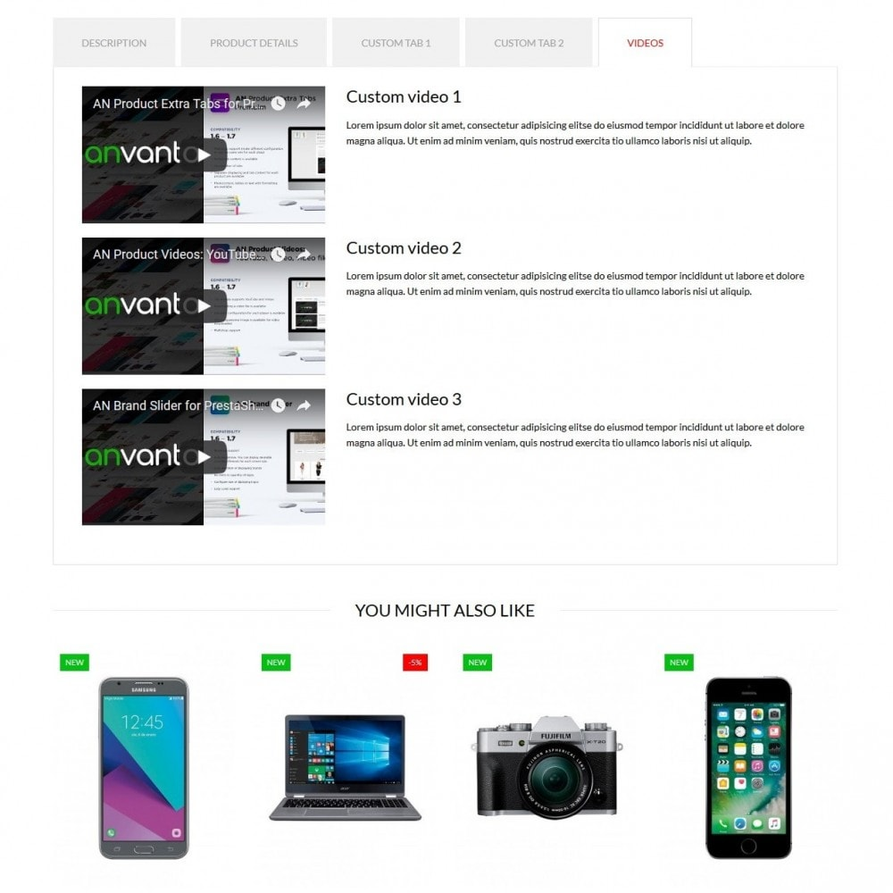 theme - Электроника и компьютеры - Tomtop - High-tech Shop - 9