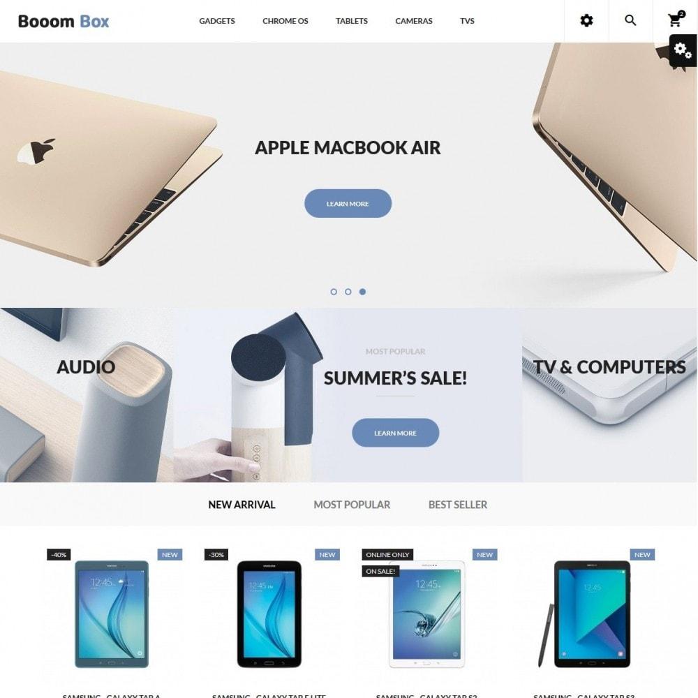 theme - Electrónica e High Tech - Booom box - High-tech Shop - 2
