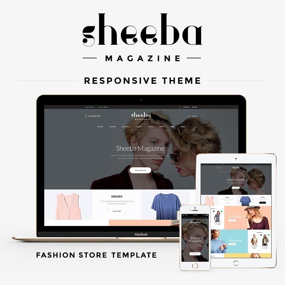 theme - Mode & Chaussures - Sheeba Fashion Store - 1