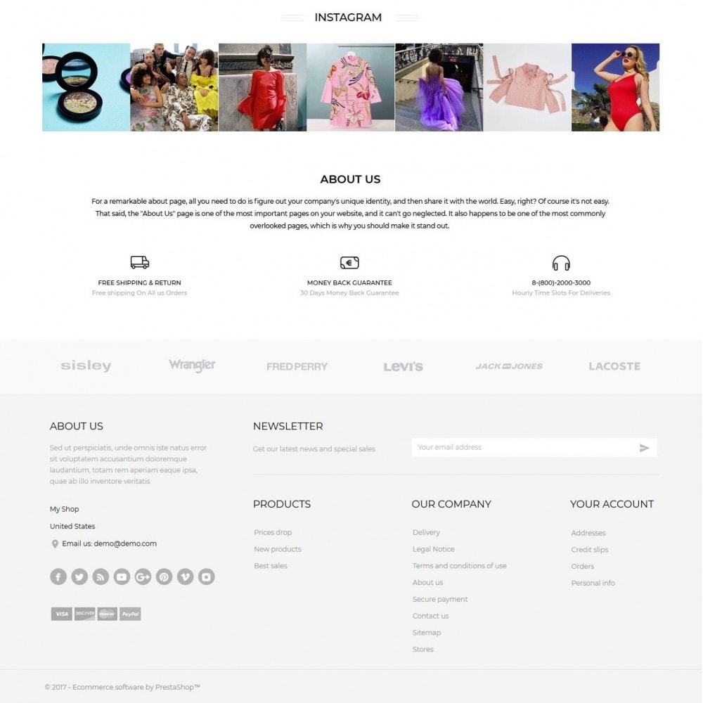 theme - Moda & Obuwie - Shein Fashion Store - 6