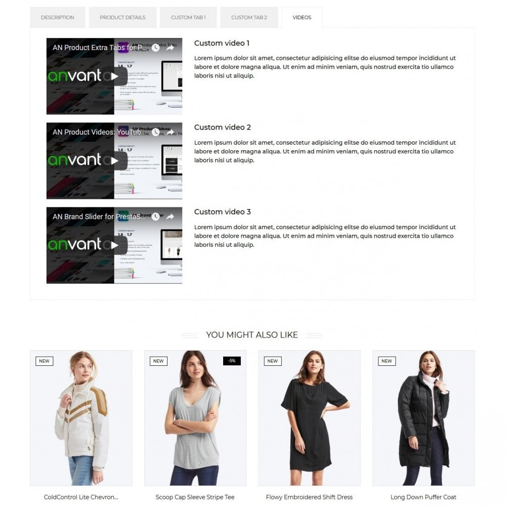 theme - Moda & Obuwie - Shein Fashion Store - 10