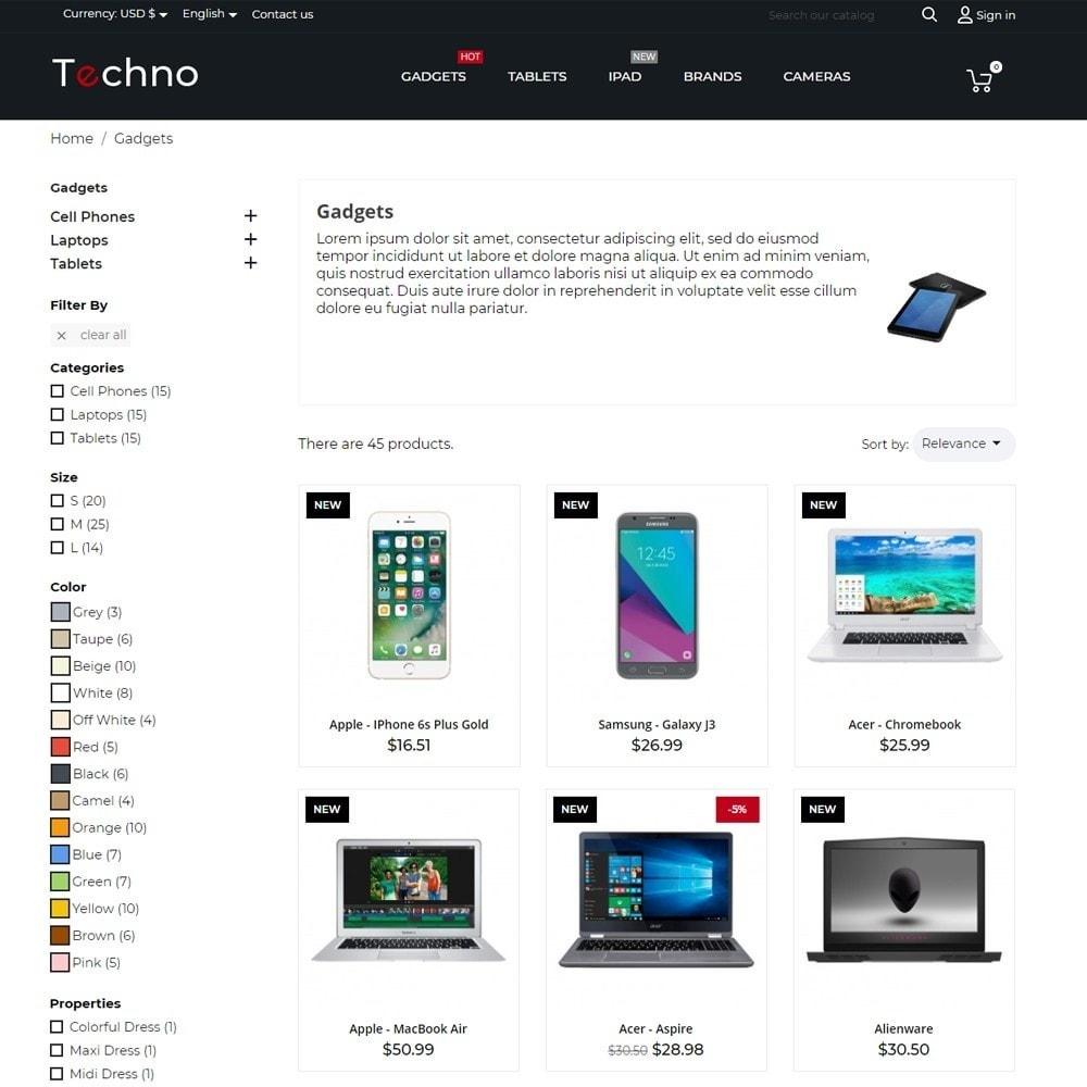 theme - Eletrônicos & High Tech - Techno - High-tech Shop - 5