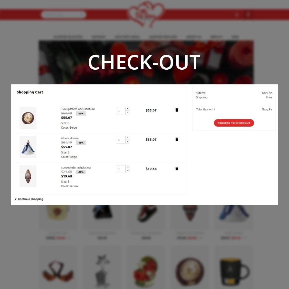 theme - Geschenke, Blumen & Feiern - Belove Valentine Gift Shop - 9