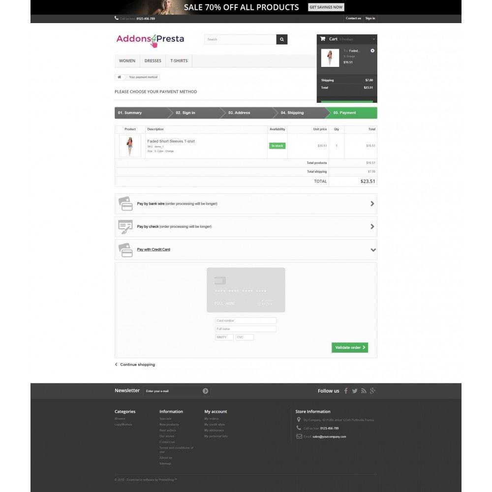 module - Paiement par Carte ou Wallet - Elavon Converge Virtual Payments - 11