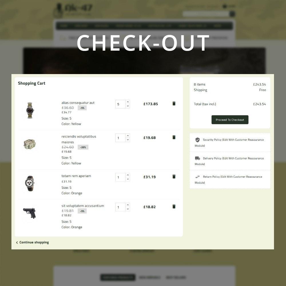 theme - Авто и Мото - AK47 Gun & Tools Store - 11