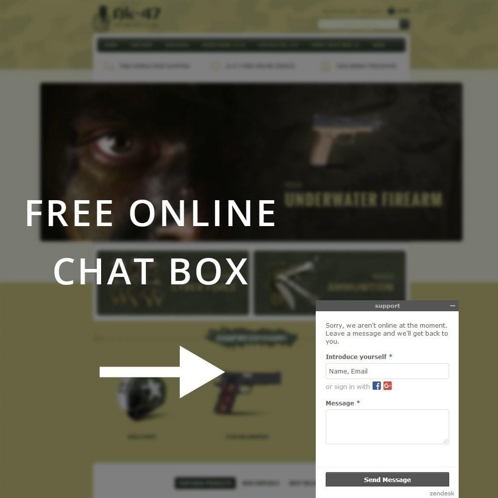 theme - Carros & Motos - AK47 Gun & Tools Store - 13