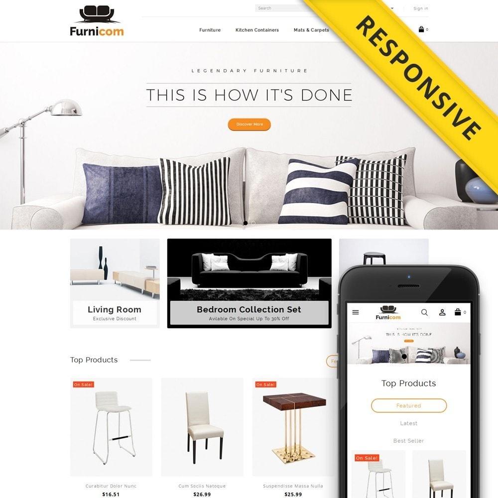 theme - Maison & Jardin - Furnicom - Home Decor Store - 1