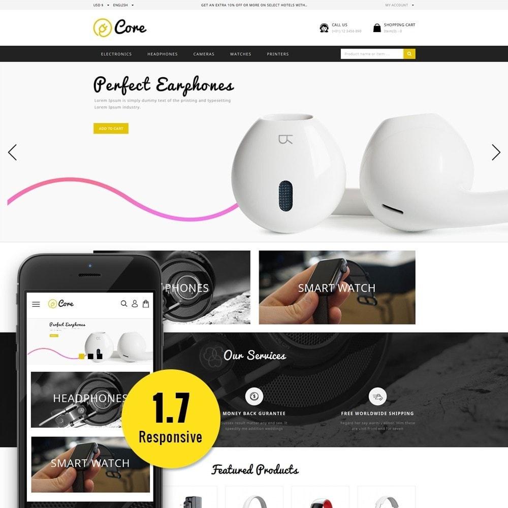 theme - Электроника и компьютеры - Core Electronics Store - 1