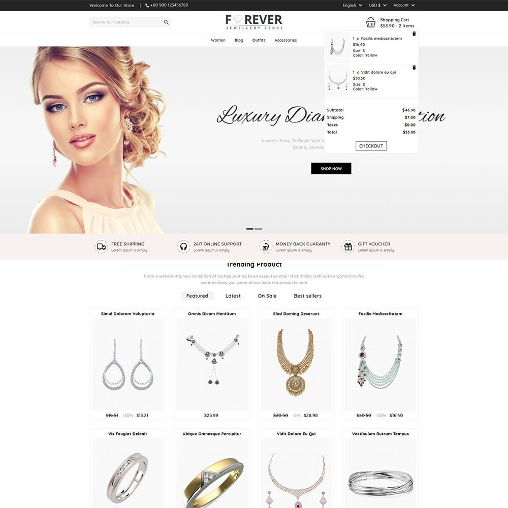 theme - Jewelry & Accessories - Forever Jewellery - 2