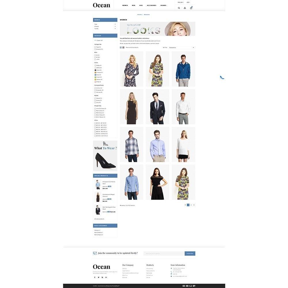 theme - Moda & Obuwie - Ocean Fashion Store - 3