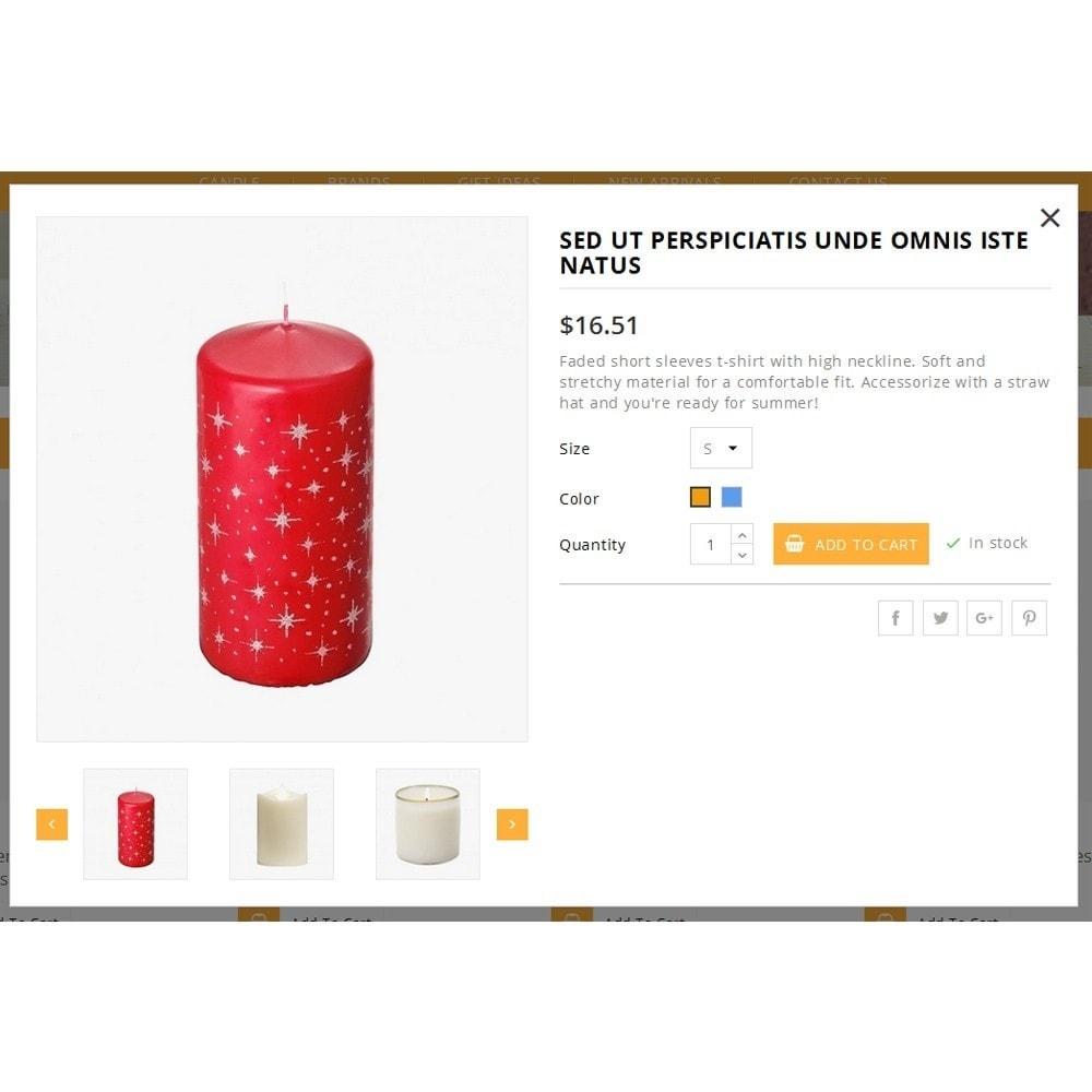 theme - Cadeaux, Fleurs et Fêtes - Bright Candle Store - 7