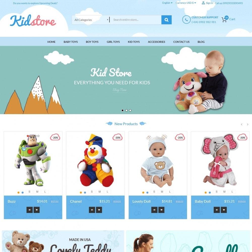 theme - Bambini & Giocattoli - Baby - Kids & Children Store - 1