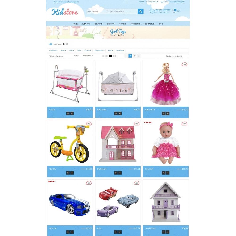 theme - Bambini & Giocattoli - Baby - Kids & Children Store - 3