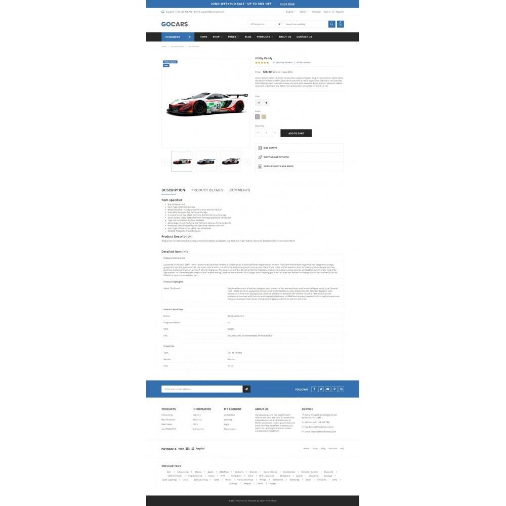 theme - Auto & Moto - Automotive & Cars - Gomarket - 2