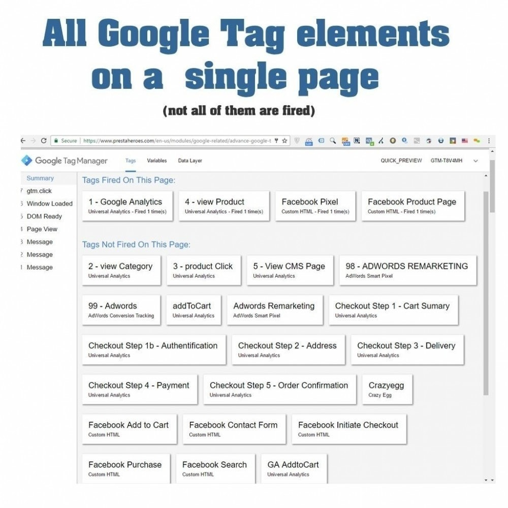 module - Informes y Estadísticas - Google Tag Manager avanzado - PRO - 17