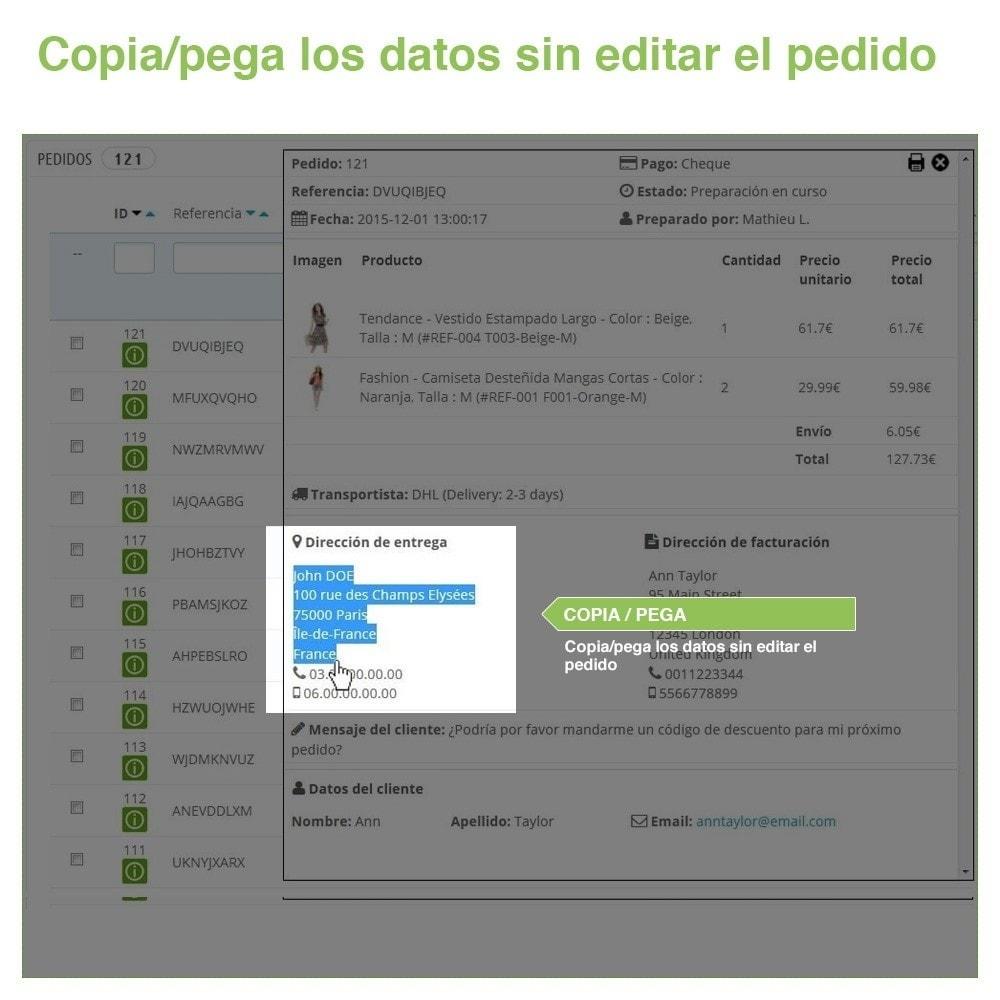 bundle - Edición Rápida y Masiva - Ahorro de Tiempo - Edición Rápida / Masiva - 3 Módulos - 5