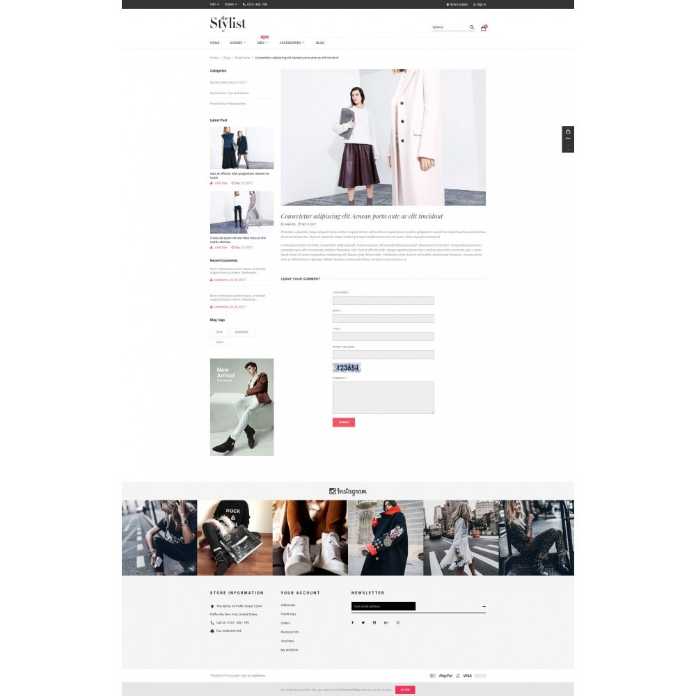 theme - Moda & Calzature - TheStylist - Fashion - 5