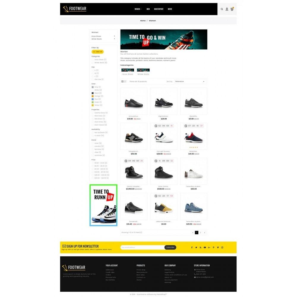 theme - Sport, Rozrywka & Podróże - Sports & Footwear - 3