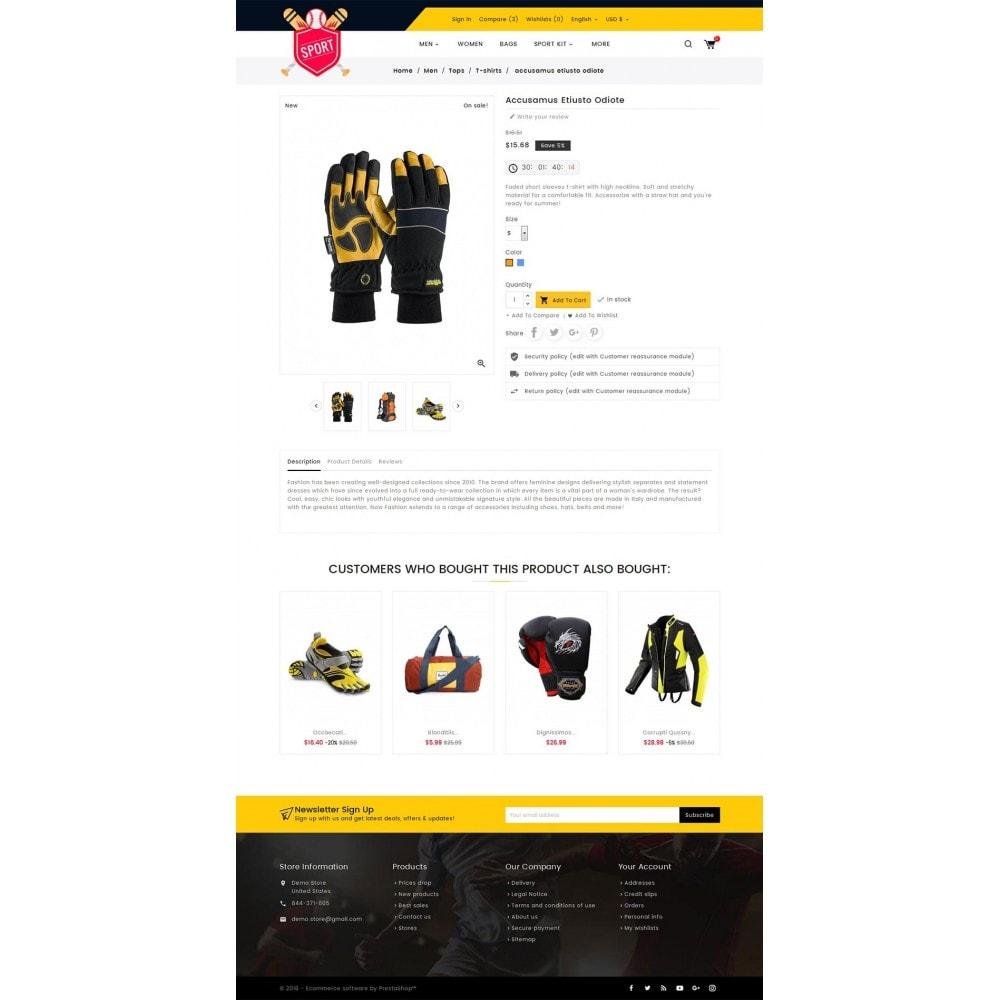 theme - Sport, Attività & Viaggi - Sports Equipment - 5