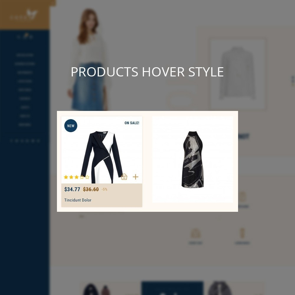 theme - Mode & Chaussures - Covet Fashion Store - 13