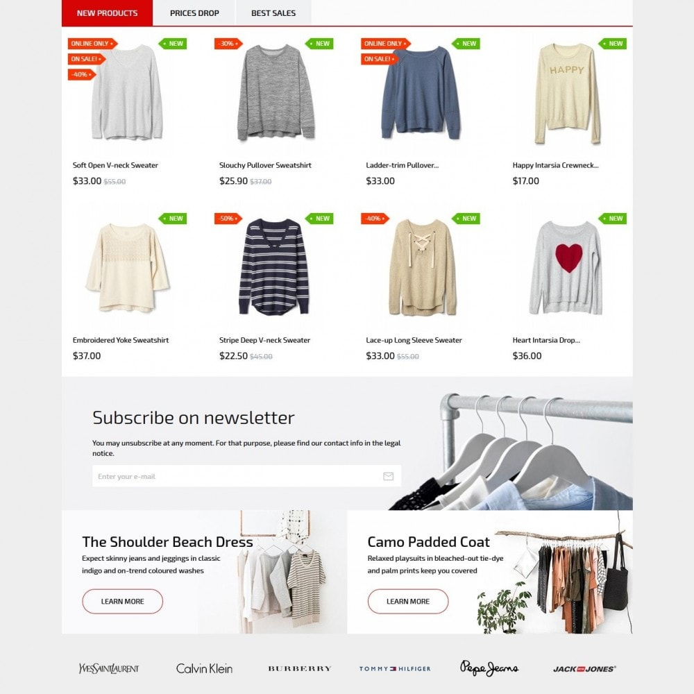 theme - Moda & Calzature - Umbra Fashion Store - 3