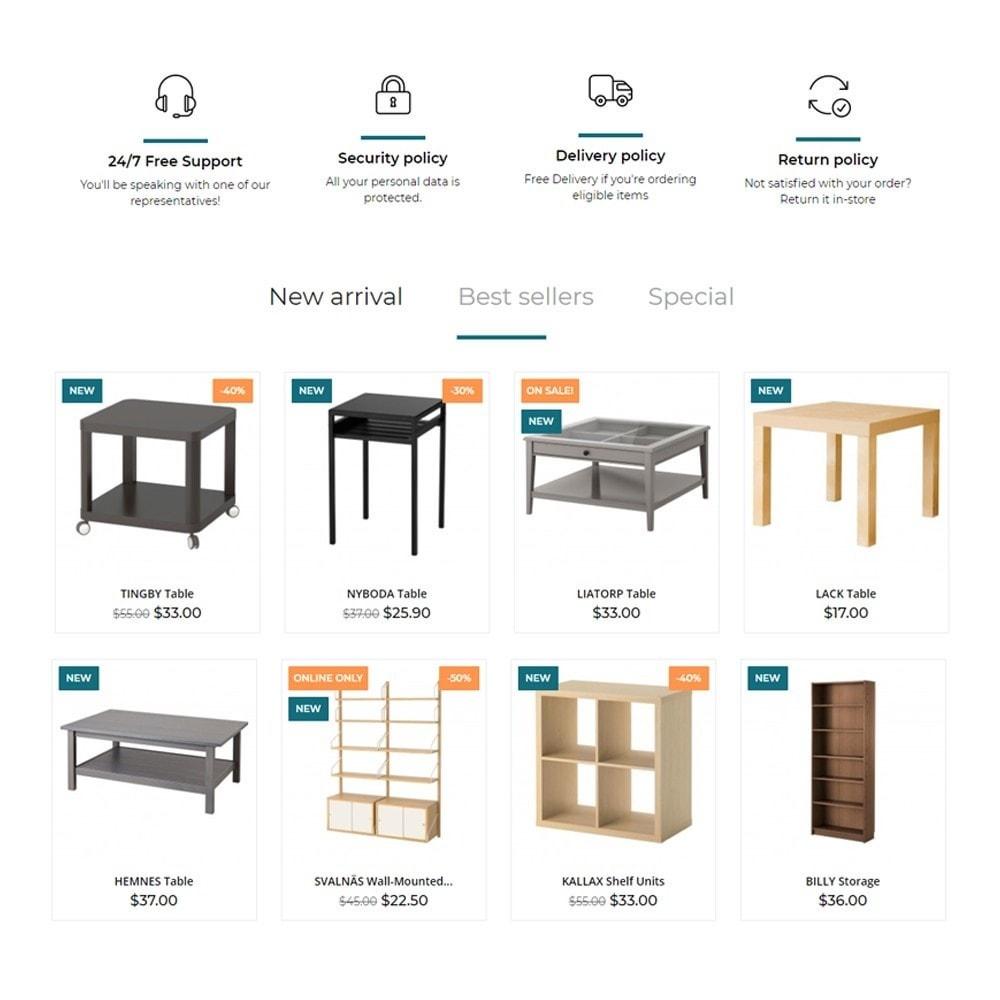 theme - Casa & Giardino - Comfort - 3
