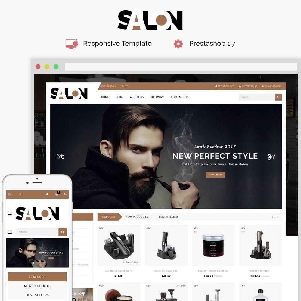 theme - Zdrowie & Uroda - Salon Demo Store - 1