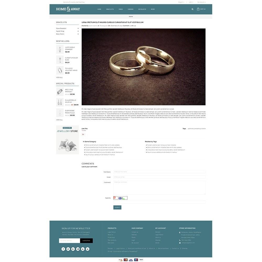 theme - Biżuteria & Akcesoria - Homeaway Jewelry Store - 9