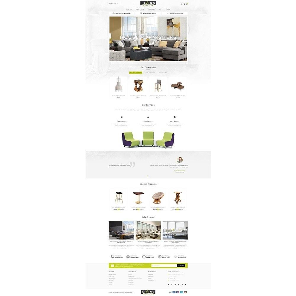 theme - Hogar y Jardín - Living Emporium Store - 2