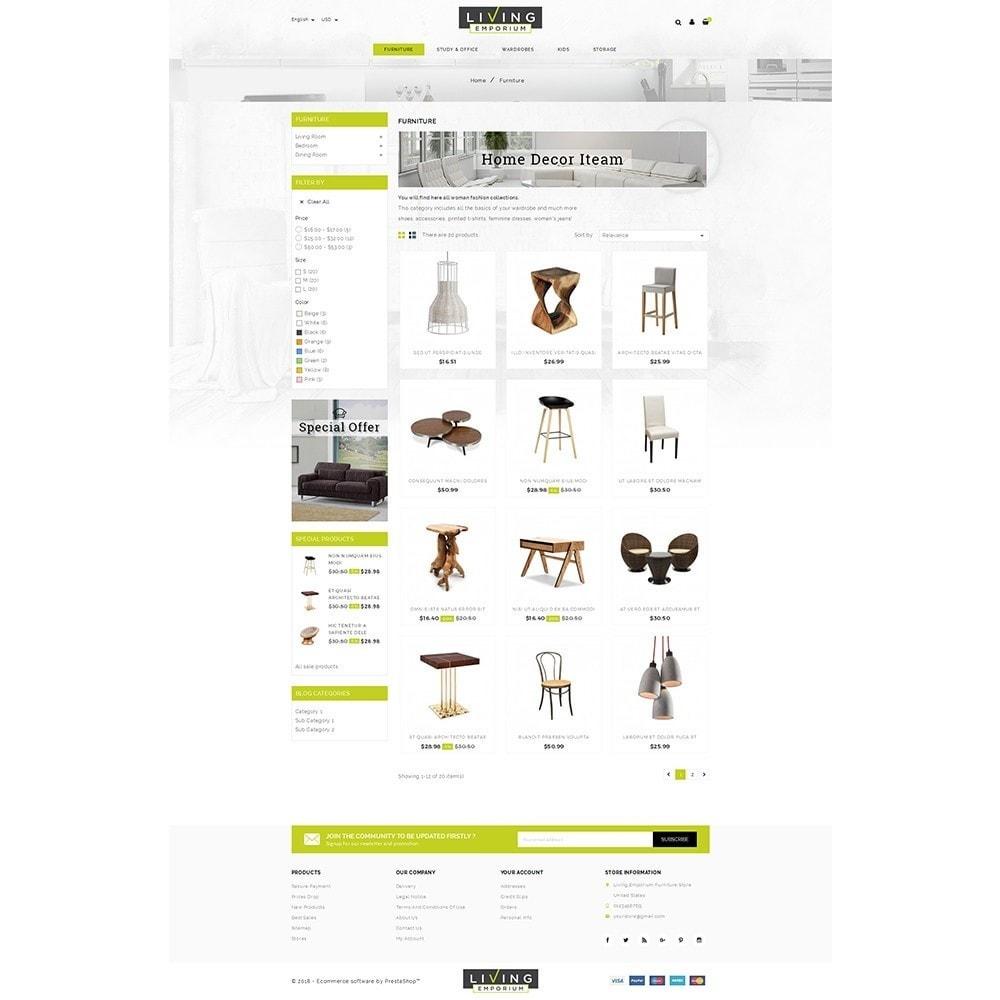 theme - Maison & Jardin - Living Emporium Store - 3