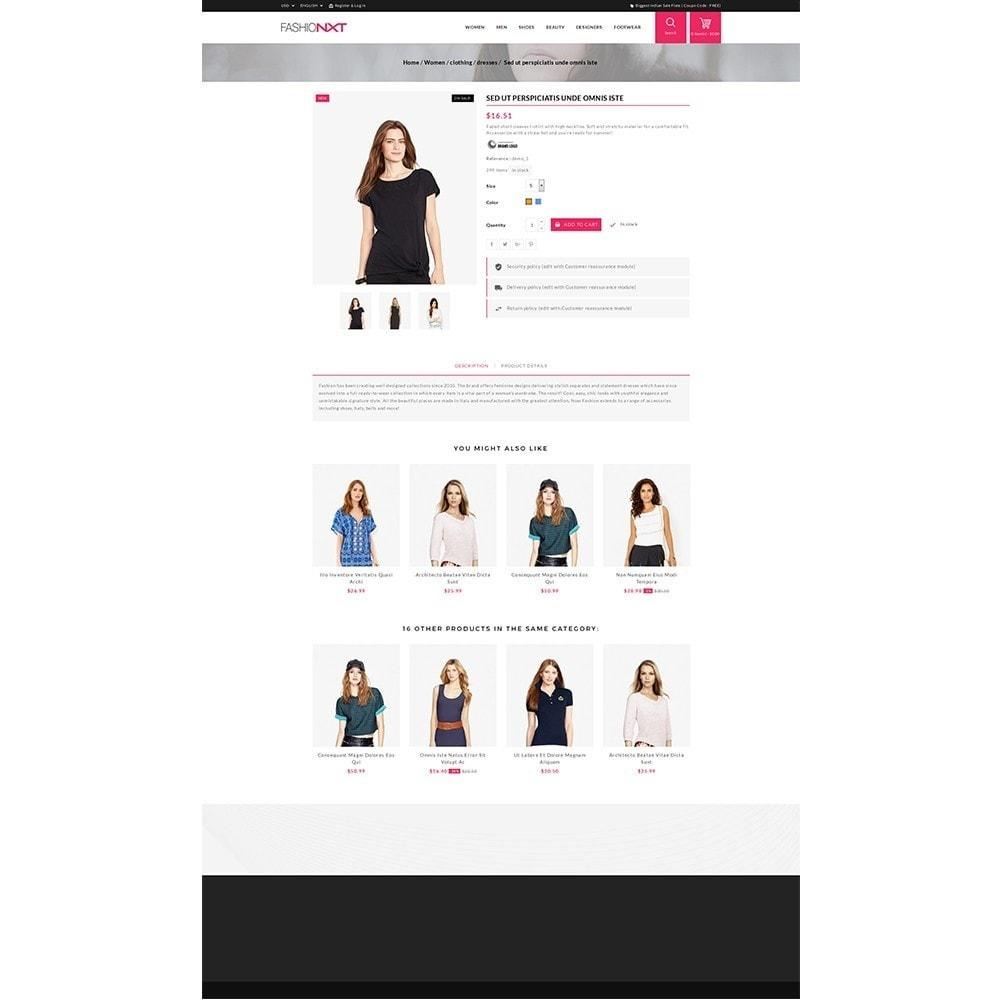 theme - Мода и обувь - Fashionxt Store - 5