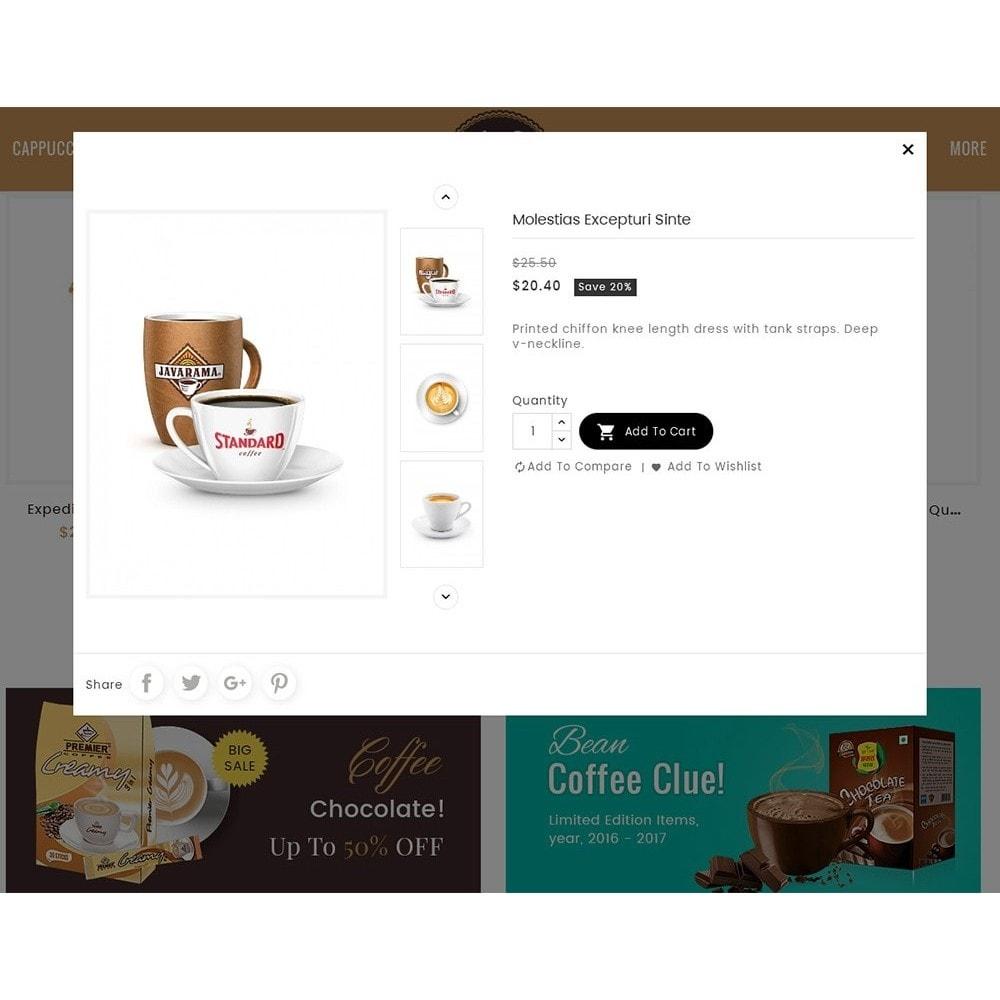 theme - Napoje & Wyroby tytoniowe - Coffee Shop - 7